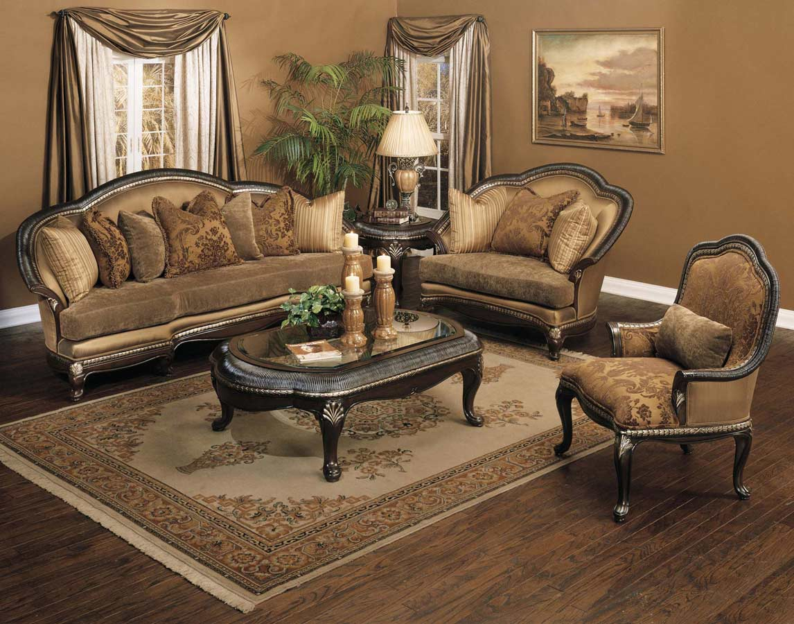 Formal Living Room Sectionals